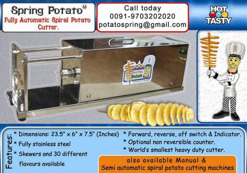 a6560698b75 Potato Cutting Machine Franchise India - Buy Potato Cutting Machine ...