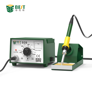 BEST-939 60W Soldering Station Constant Temperature Electronic Soldering Iron With Stand