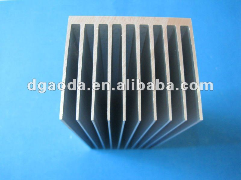 heatsink for street light