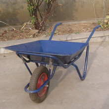 china manufacturer steel tray lightweight power concrete wheelbarrow for sale
