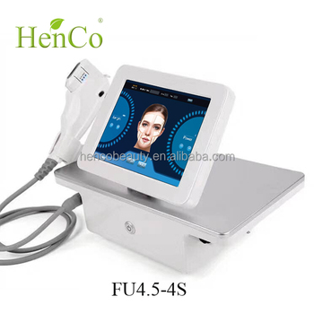 HIFU 2D 3D home use personal care skin tightening