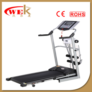 Hot selling mini electric treadmills 1.5hp motor