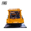 Hydraulic Soil Compactor roller vibrating plate compactor for Excavator