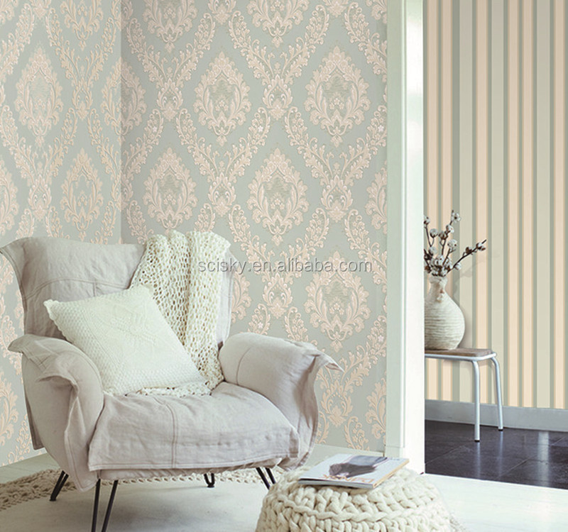Harga Plafon Lobby Wallpaper Design Beige Wallpaper For Office
