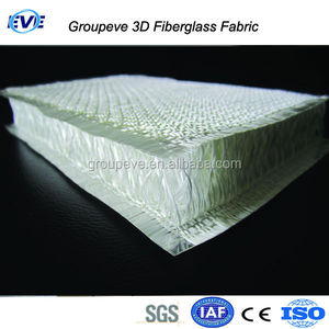 Glass Fiber 3D Fabric S Glass Woven Fabric Fiber Glass Prepreg