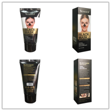 Hot Black Mud Facial Blackhead Remove Peel Off Cleaning Mud Mask