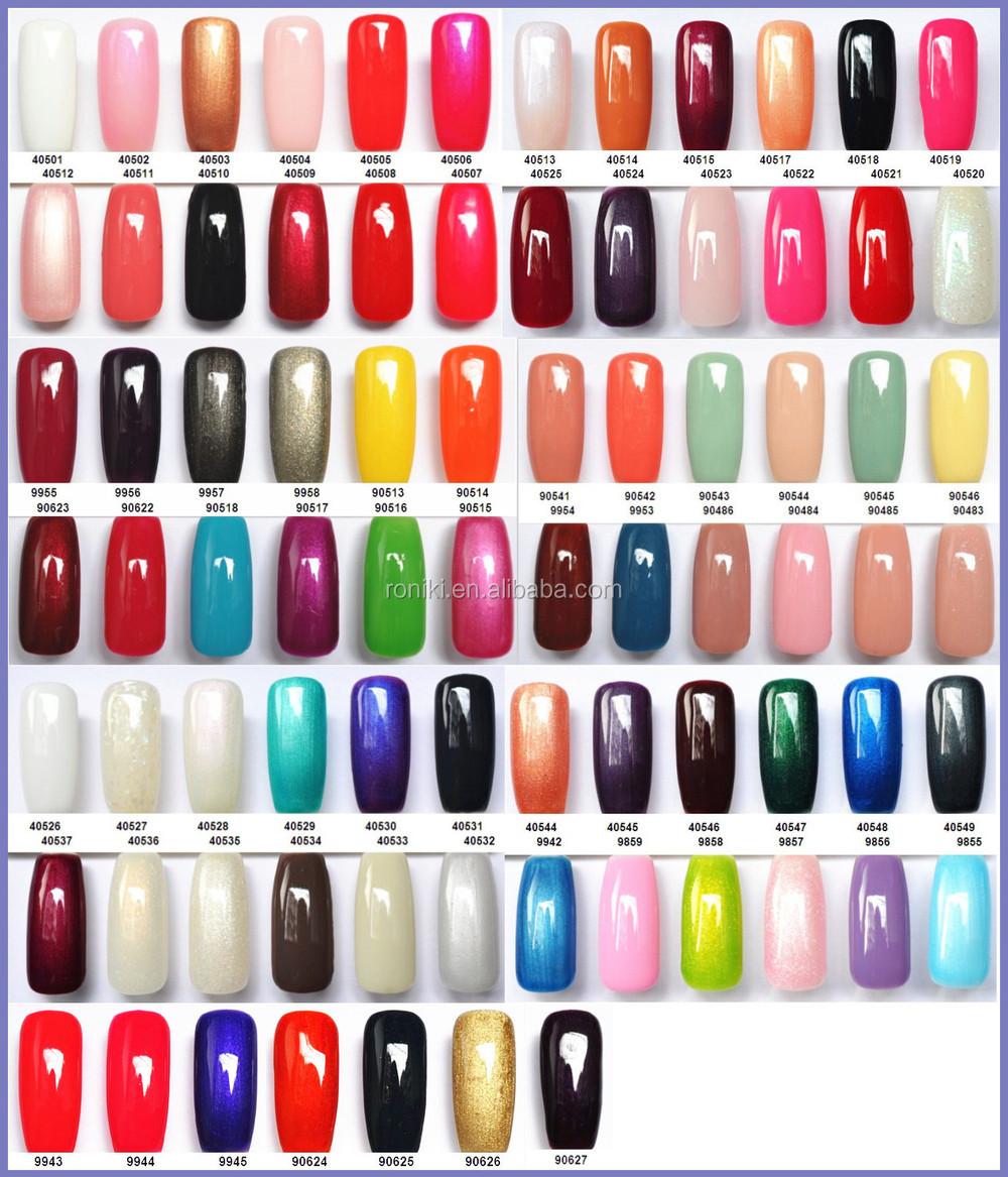 Nail Use Wholes 100 Authentic Rnk Polish Various Type Base Coat Top