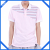 2014 pink dry fit polo shirts men for oem service