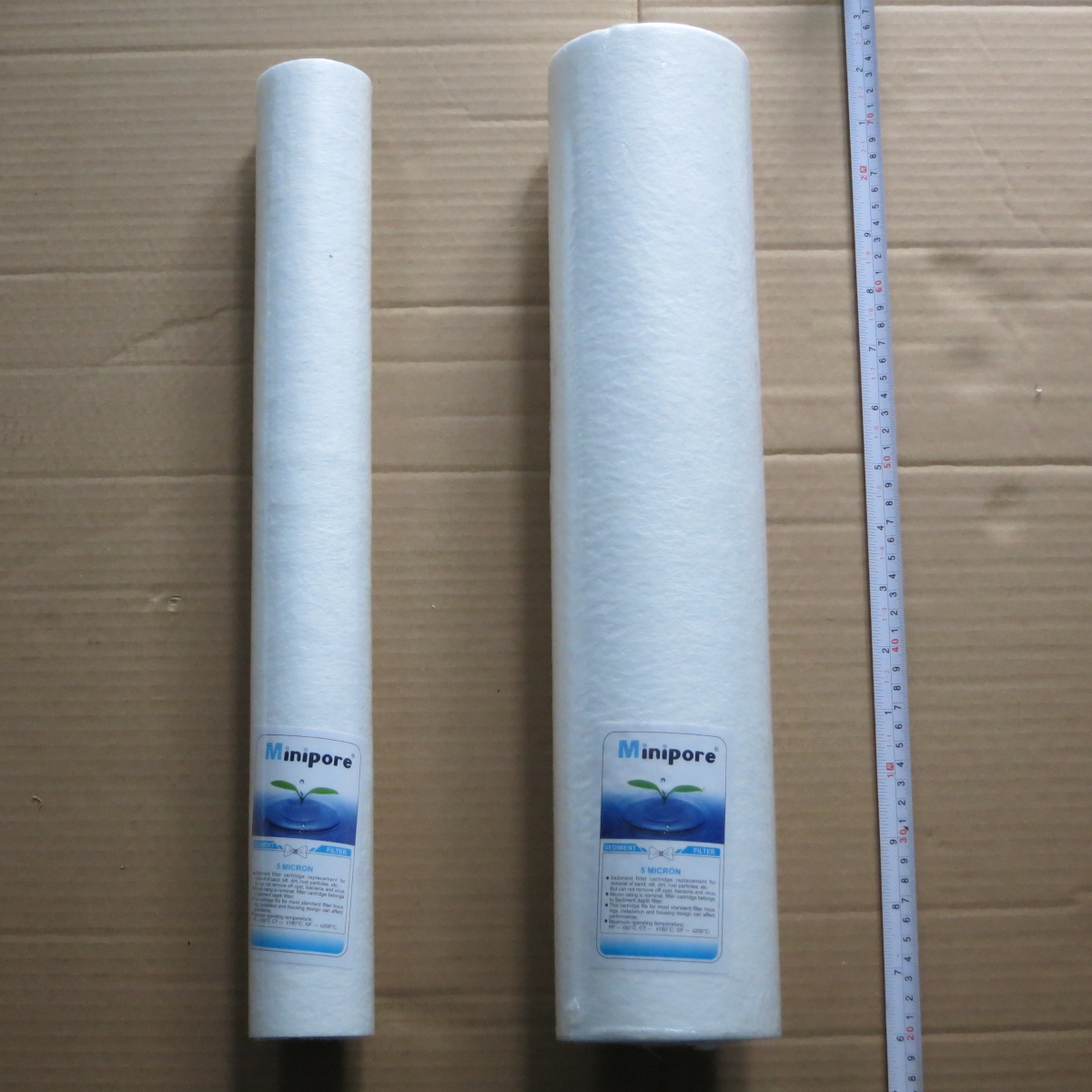 Factory hele koop filter pp sediment filter 1/5/10/20/50 Micro water filter namen