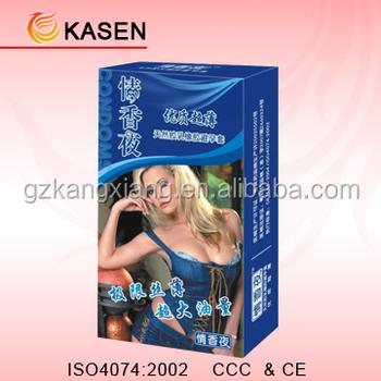 Chinese condoms hair