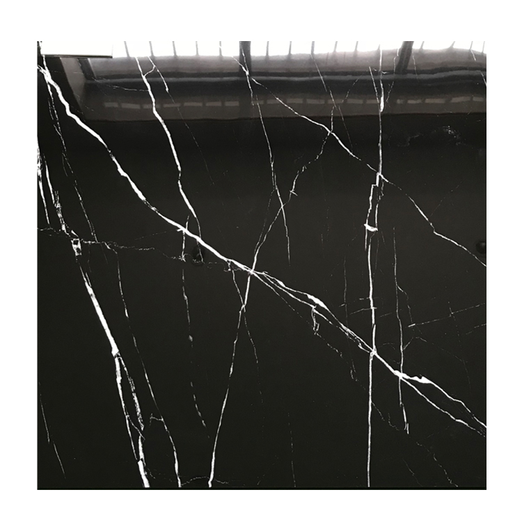 Foshan 60x60cm black and white root glazed ceramic <strong>tiles</strong> venezuela