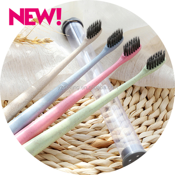 Popular eco-friendly 100% Biodegradable Toothbrush