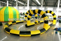 inflatable sports field, inflatable football bouncers