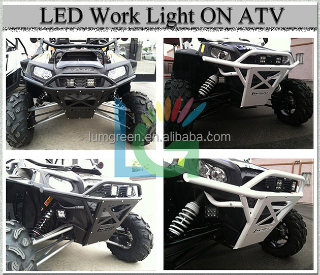 Led Light Bar 12v 18w Led Projector Lights 4inch Jungle Auto ...