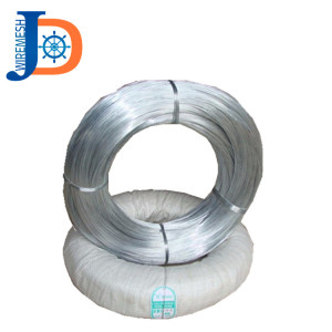 Factory sale electro galvanized iron 1.6mm steel wire