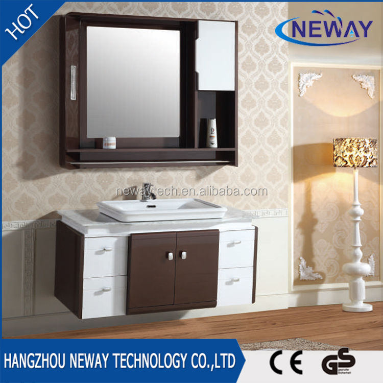Waterproof Modern Wash Basin Bathroom Mirror Cabinet Buy Mirror