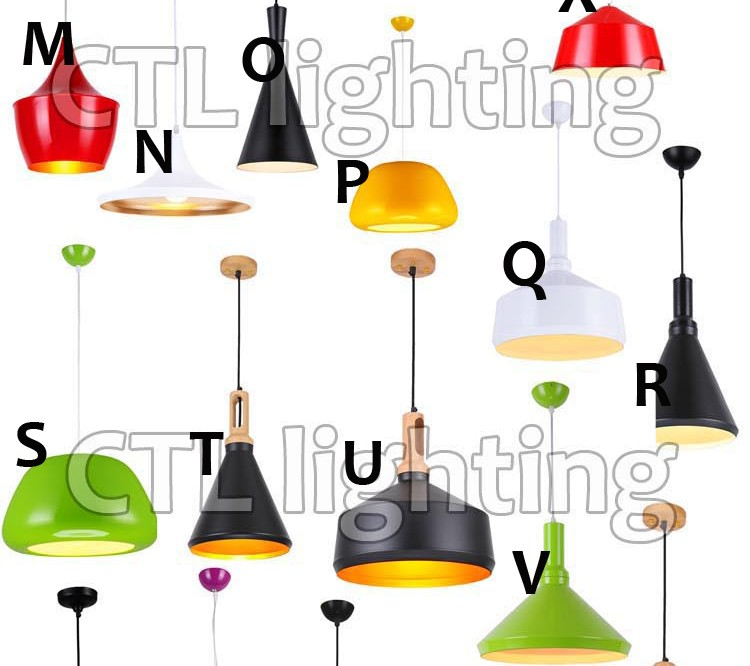 2018 hot selling decorative semi circle shaped aluminum pendant lamp table lamp baccarat chandelier