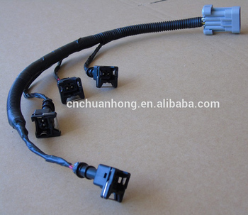 Fuel Injector Wiring Harness - Wiring Diagrams Hidden on