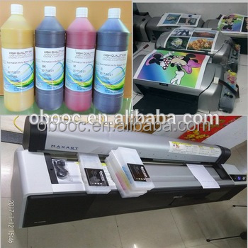 Best Selling Sublimation colored Ink for Epson/Mimaki /Roland / Canon Printer
