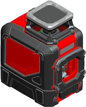 nivel laser 2 Windows Auto Laser Level with red beam with red beam/cross lines