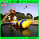 Summer Water Games Large Colorful Lake Inflatable Water Catapult Blob For Sale