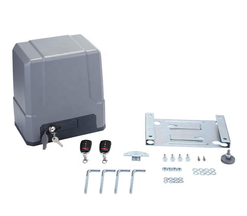 500 кг 120 Вт 24 В встроенный аккумулятор электрический Открыватель ворот Автоматический Дверной оператор dc раздвижные ворота оператора раздвижные ворота открывалка
