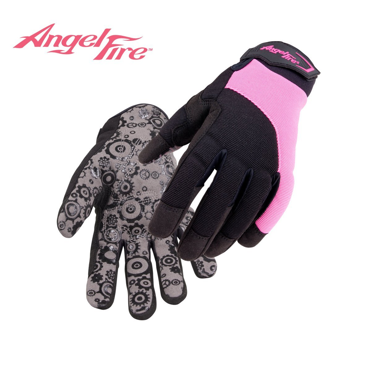 REVCO BLACK STALLION - GX103 TOOLHANDZ SYNTHETIC LEATHER WOMEN MECHANIC'S GLOVES - SIZE: MEDIUM - CASE OF: 120 PAIR