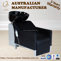 Australia quality shampoo chair for beauty salon hair salon furniture