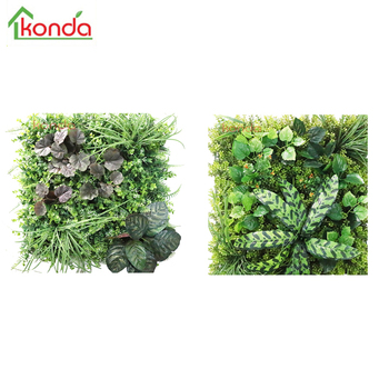 China Indoor Outdoor Home Decor Artificial Plants Wall Fake
