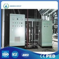 Oxygen source industrial ozone generator machine for sewage water