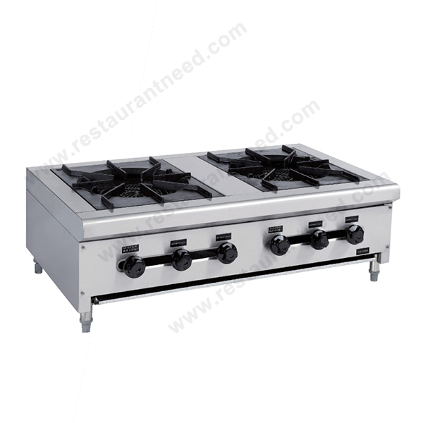 Where Can I Buy A Kitchen Table Commercial Restaurant Ovens Table Top 2 Burner Gas Stove ...