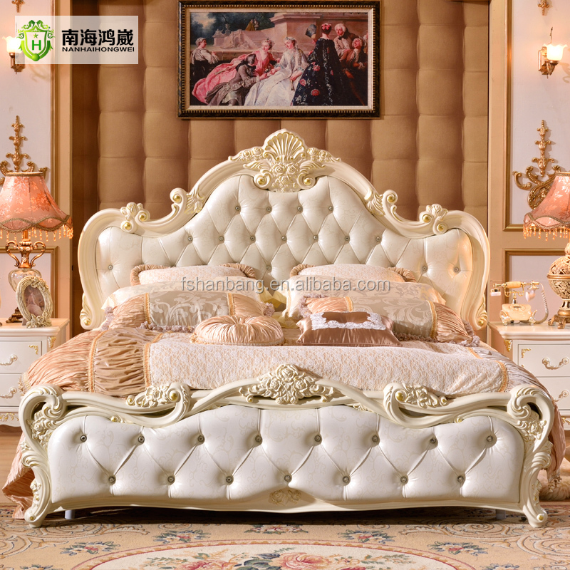 Royal European French wood carved bed room furniture bedroom set & Royal European French Wood Carved Bed Room Furniture Bedroom Set ... pillowsntoast.com