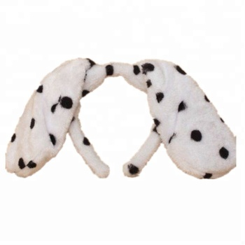 Dalmatian Spotty Dog Ear Headband Fun Dress Up Girls Animal Ear