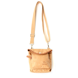 Eco-friendly lightweight tyvek sling crossbody shoulder long strip bag