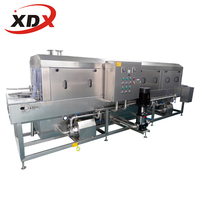 Industrial Automatic Crate Basket/pallet/tray washer machine