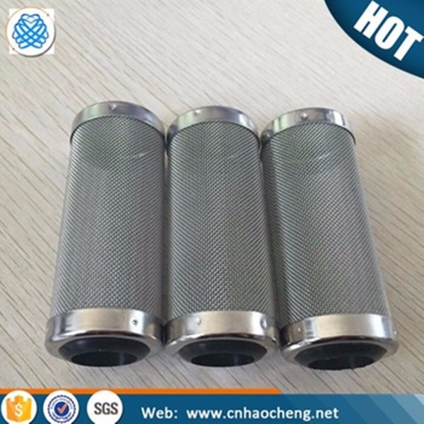 Aquarium tank accessories stainless steel mesh flow fish shrimp safe protect guard filter net