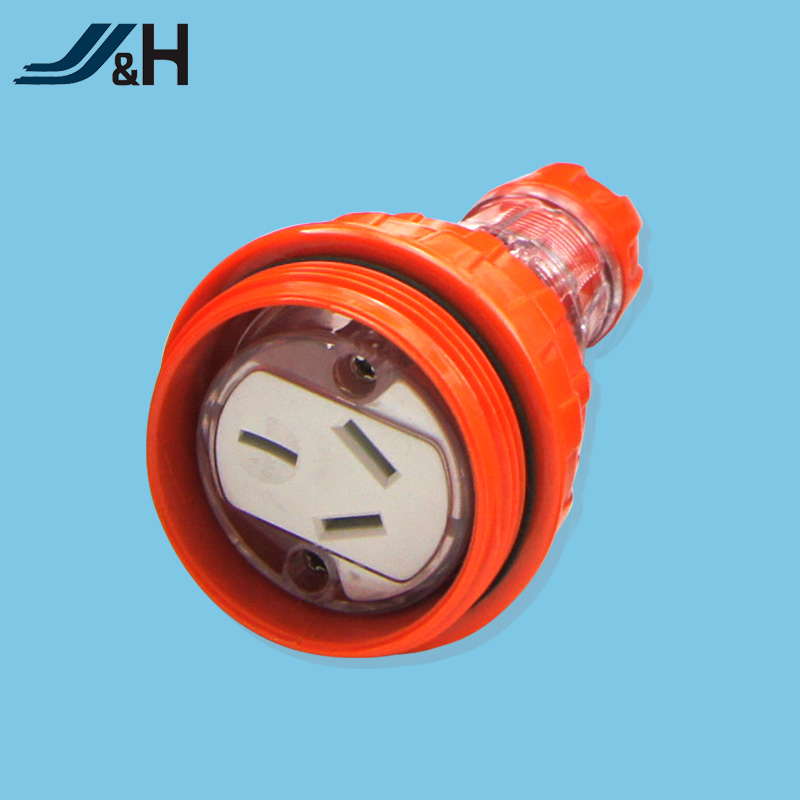 56AI appliance inlets industrial plug and socket 56AI310