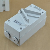 UKF AC 4p isolator 63a switch 4 pole
