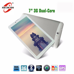 7 inch gps android tablet pc MTK 6753 quad core 1.5Ghz Tablet PC Built in 3G gps bluetooth Wifi Dual Camera