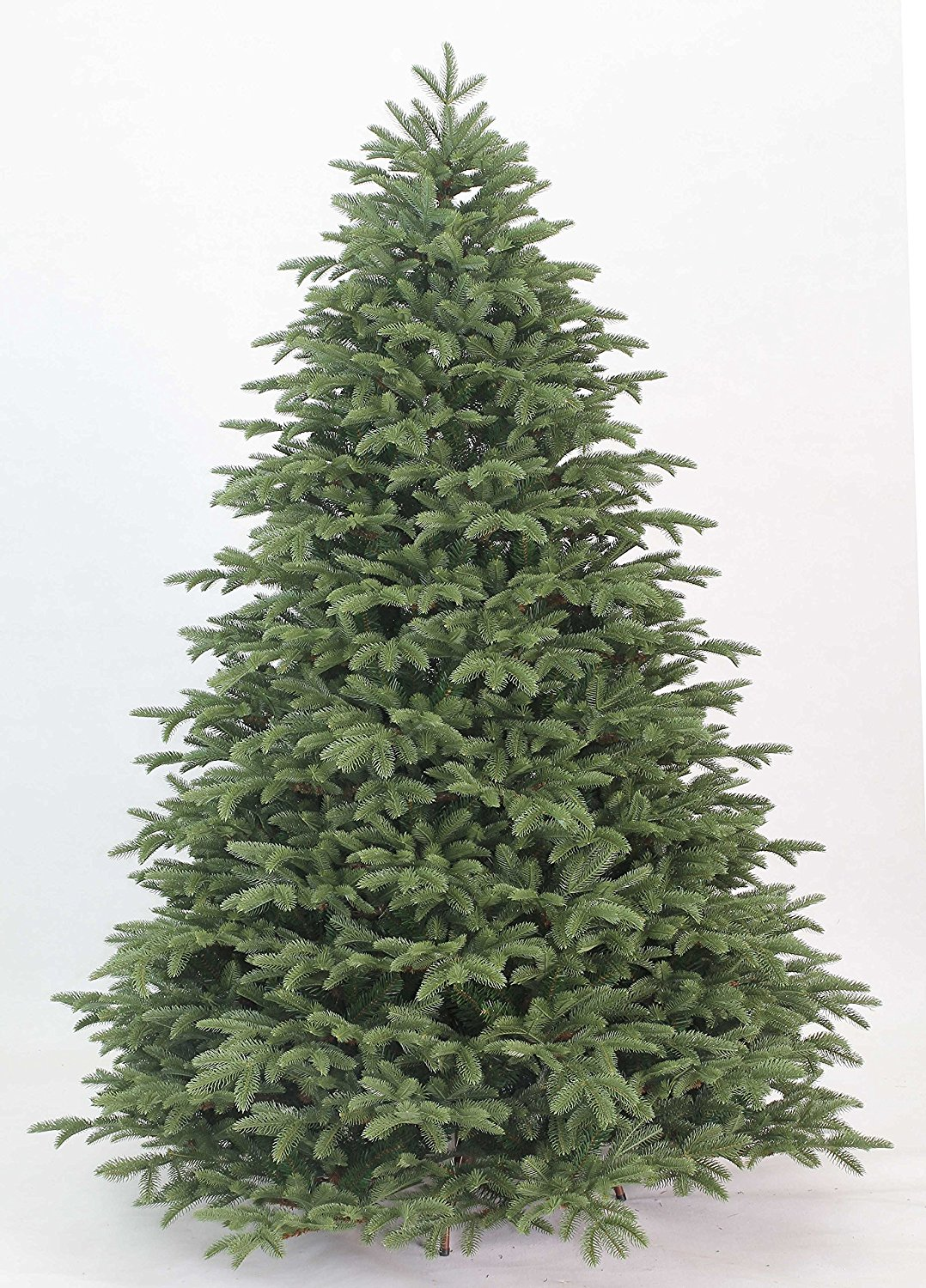 Buy King Of Christmas 8 Foot Tribeca Spruce White Artificial