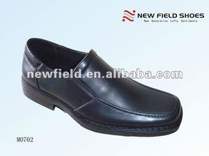 2014 new fashion hot sale popular black cheap men Dress Shoes