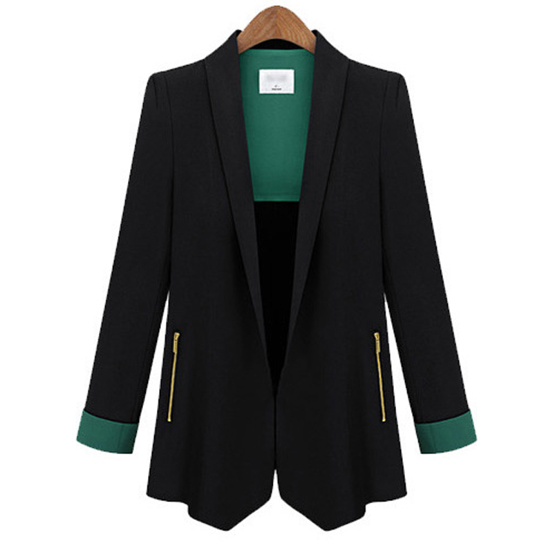 Doris Batchelor Trendy Womens Double Breasted Lapel Thin Trench Coat Jacket