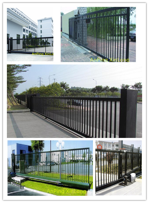 Beauteful Courtyard Gate/garden Gate/sliding Gate (factory Price ...