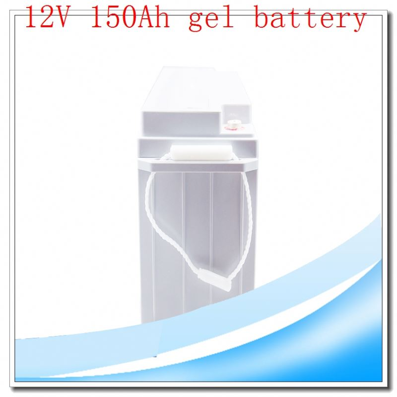 rechargeable china enterprise ups gel lead acid battery 12v 150ah
