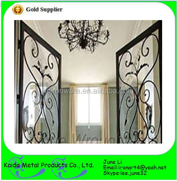 House Gate Designs / Wrought Iron Gate Models / Wrought Iron Gates Garden  Gate