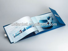 Fashion design printing brochure/booklet/manual