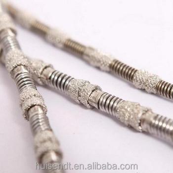 Diamond Spring Chain Saws For Quartz Stone Wire Saw Accessories ...