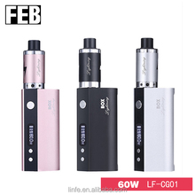 Top Selling FEB E-cigarette 60W Vape Mod Vod 60 Mini Kit Electric Cigarettes Cheap Price On Sale