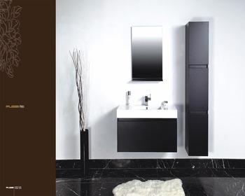 China Lieferanten Heisser Mfc Bord Badmobel Waschbecken Badezimmer