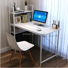 cheap white furniture wooden computer desk table for living room